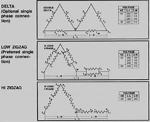 3 Phase Generator Winding Diagram  Diagrams  Wiring Diagram Images
