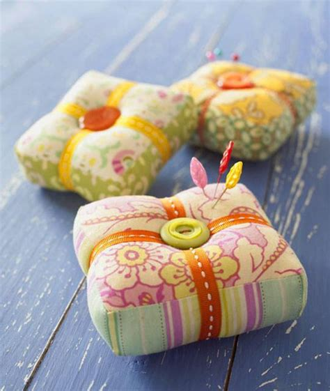Six Free And Creative Pincushion Patterns  Love To Sew