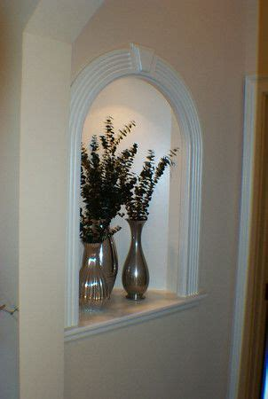 wall niche decorating ideas recessed wall niche decorating ideas 5 interior design ideas