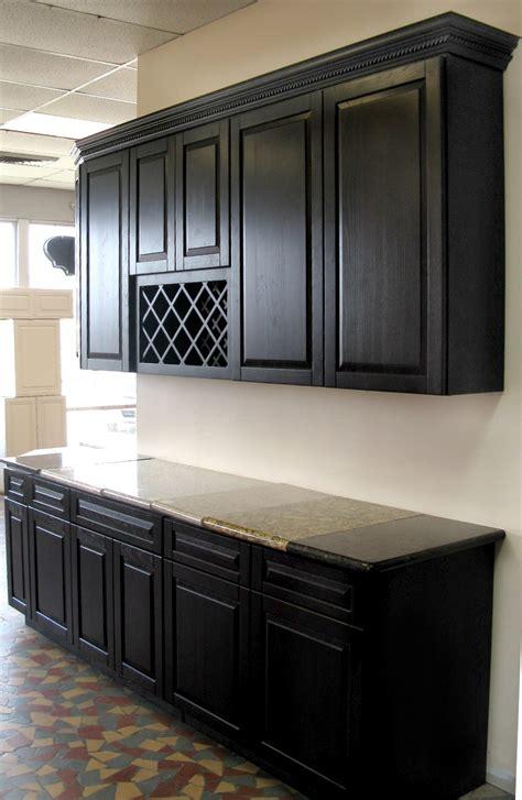 Kitchen Cabinets Refacing Ideas - 50 ideas black kitchen cabinet for modern home mybktouch com