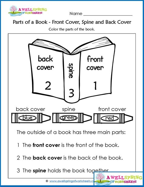 worksheets by subject concepts of print