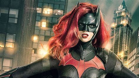 ruby rose hero batwoman first look at ruby rose as the arrowverse