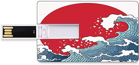 Apply for as many cards with as many companies as you can. Amazon.com: 16 GB USB Flash Thumb Drives Japanese Wave Bank Credit Card Shape Business Key U ...