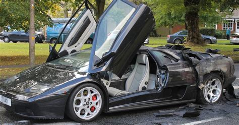 Lamborghini Owner 'absolutely Gutted' After Rare £200k