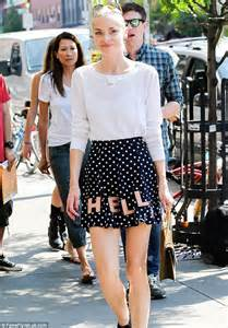 Jaime King wears angelic white top in New York City stroll ...