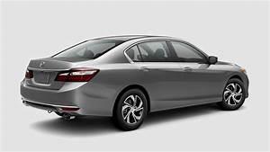 2017 Honda Accord Sedan color options