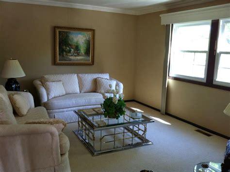Raised Ranch Living Room Renovation