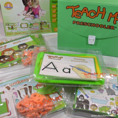preschool curriculum kit reviews teach my preschooler learning kit giveaway about a 402
