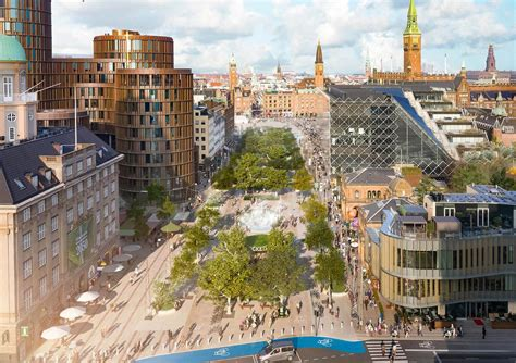 Copenhagen Is Getting An Exciting New Green City Park In ...