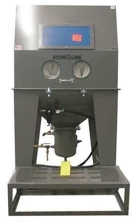 Econoline Blast Cabinet 36 1 by Econoline Abrasive Blast Cabinet Pressure Feed 101699wd A