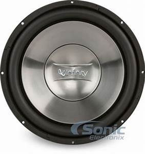 Infinity 1262w Reference Series 1200w 12 U0026quot  Subwoofer