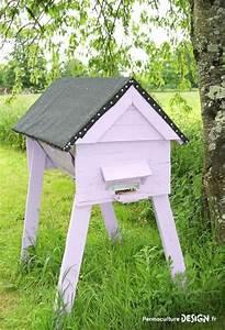 Recyclage Palette : fabrication d une ruche horizontale en palettes de ~ Melissatoandfro.com Idées de Décoration