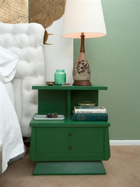 Decorating Ideas Your Bedside Table by Ideas For Updating An Bedside Tables Diy