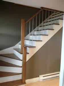 Escalier Moderne by De 25 Bedste Id 233 Er Inden For Res D Escalier P 229 Pinterest