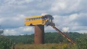 Wisconsin Man Uses 66 Passenger School Bus To Build An