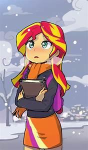 sunset shimmer my pony zerochan anime image board
