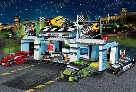 Lego Technic Garage by 301 Moved Permanently