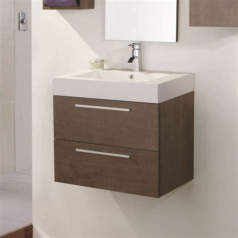 oak wall mounted vanity unit bestbathroomscom wall