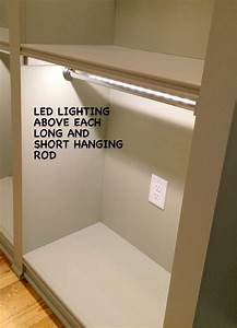 led lighting mary sherwood lifestyles With wise ideas for installing closet light fixtures