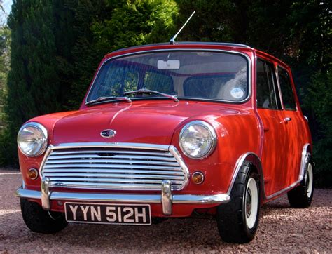 mini cooper  mk border reivers