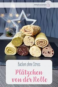 Plätzchen Ohne Backen Weihnachten : pl tzchen von der rolle rezept backen pinterest pl tzchen backen kekse backen und ~ Orissabook.com Haus und Dekorationen