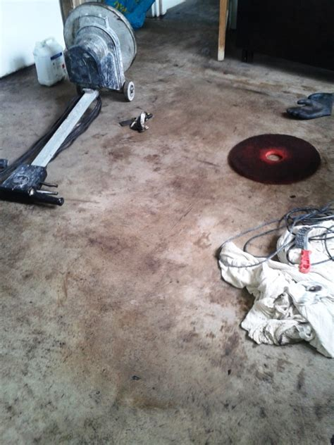bitumen removal   Dorset Tile Doctor