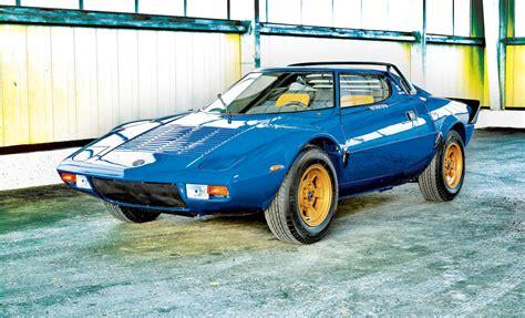 The Lancia Stratos 'stradale