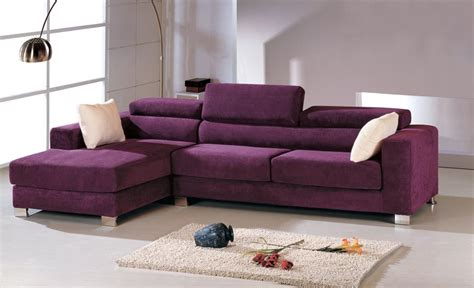 Purple Couch Living Room Designs
