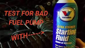 This Really Works        Bad Fuel Pump  Fuel Pump Relay
