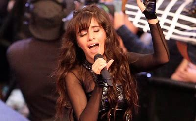 Camila Cabello Performs Crying The Club