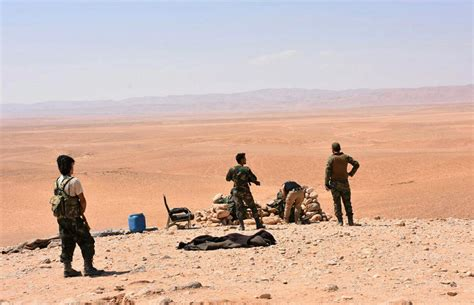 the state of siege syrian troops breach 3 year islamic state siege on eastern