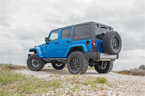 """Rough Country  609s  35"""" Series Ii Lift Kit For Jeep 07"""