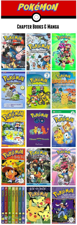 pokemon books  manga  kids kerryannmorgancom