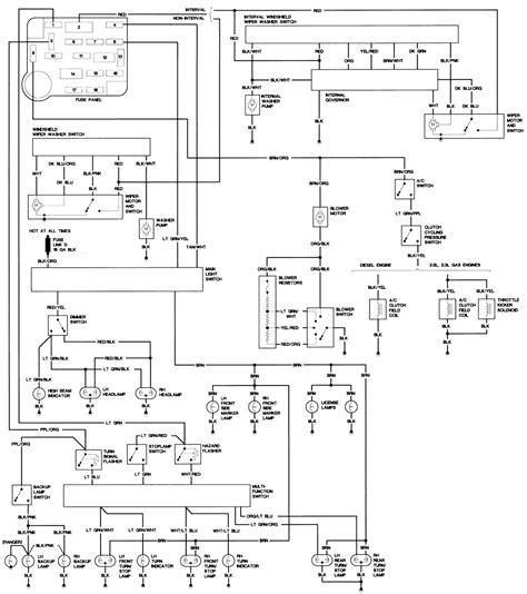 86 Ford Truck Radio Wiring Harnes Diagram by 95 Ford F53 Alternator Wiring Diagrams