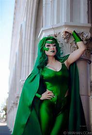 Marvel Female Cosplay Costumes