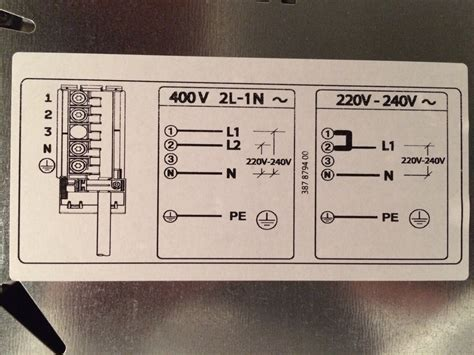 Wiring How Connect Electric Ikea Cooking Plate