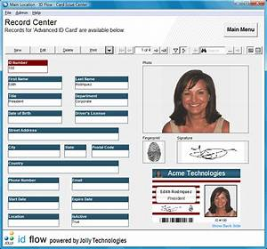 Download ID Flow Photo ID Card Software from Files32 ...