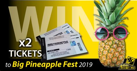 win big pineapple  festival   adios
