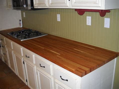 butcher block countertop kitchen ideas