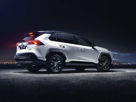 Allnew Toyota Rav4 Revealed In New York  Car Magazine