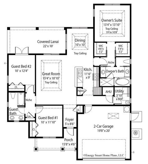 summerville house plan  room   lot  living   small footprint open concept