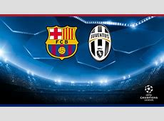 FC Barcelona to face Juventus in the Champions League