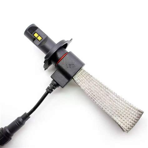 newest design copper belt led headlight bulb car light h4