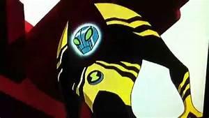 Ben 10 Alien Force Lodestar(Biotsovortian) Transformation ...