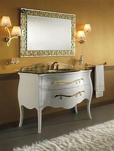 Meuble Salle De Bain Vintage : salle de bain r tro 50 id es d co int ressantes et originales ~ Teatrodelosmanantiales.com Idées de Décoration