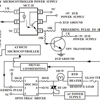 Optically Coupled Triac Driver Circuit Download