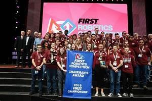 Cimarron's '987' Receives Highest Honors At World Robotics ...