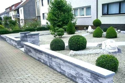 Vorgarten Gestalten Pflegeleicht Modern by Vorgarten Idee Steine Modern Garten Anlegen 70 Fabelhafte