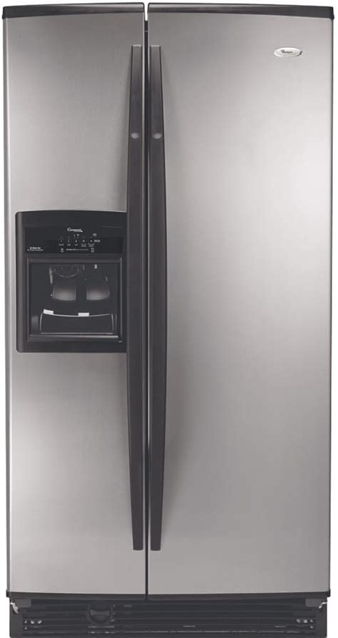 Whirlpool GS6SHEXNS 25.6 Cu. Ft. Conquest Side by Side