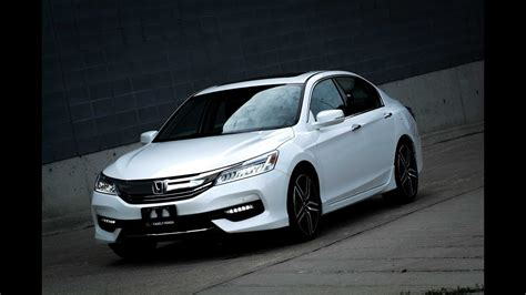 honda accord  touring quick preview youtube
